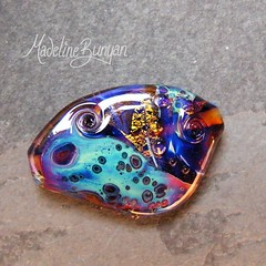 """Necklet Centre - purple and more • <a style=""""font-size:0.8em;"""" href=""""https://www.flickr.com/photos/37516896@N05/7018089551/"""" target=""""_blank"""">View on Flickr</a>"""