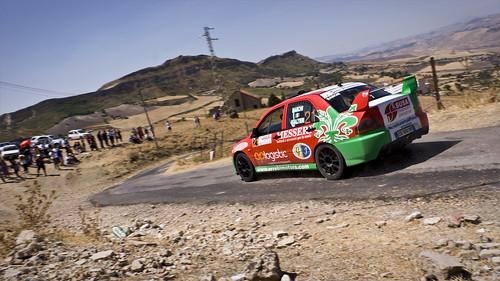 R. BARCHI e R. BARCHI | MITSUBISHI E IX N4 | 26° Rally Proserpina 2011
