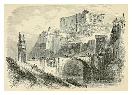 004-Toledo-Spain-1881-Edmondo De Amicis-ilustrado por W. Vilhelmina Cady