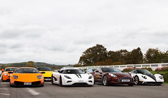 On your Marks. (Alex Penfold) Tags: auto camera cars alex sports up car sport mobile canon photography eos one photo cool flickr martin image awesome flash picture super ferrari spot line peter international exotic photograph spotted hyper gto lamborghini 77 supercar goodwood sv aston spotting exotica sportscar zonda vantage sportscars supercars lineup murcielago v12 pagani penfold 599 spotter 2011 saywell hypercar 60d hypercars agera koengisegg v12v alexpenfold