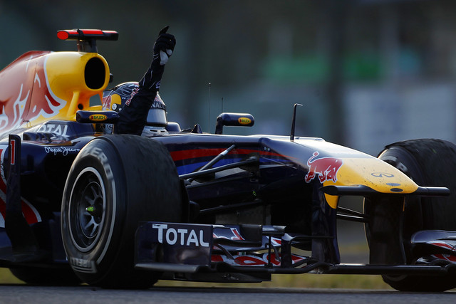 2011 F1 Japanese Grand Prix