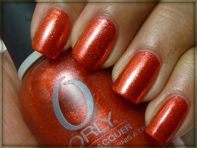 Day 1: Red -- Orly Emberstone