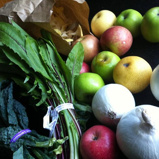 Farmers' market 10/12/11