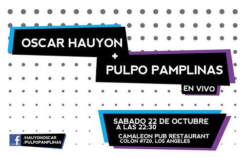 22 de Octubre: LOS ÁNGELES by Oscar Hauyon