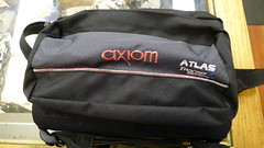 Axiom handlebar bags