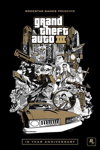 GTA III Turns 10, Coming To Mobile Devices