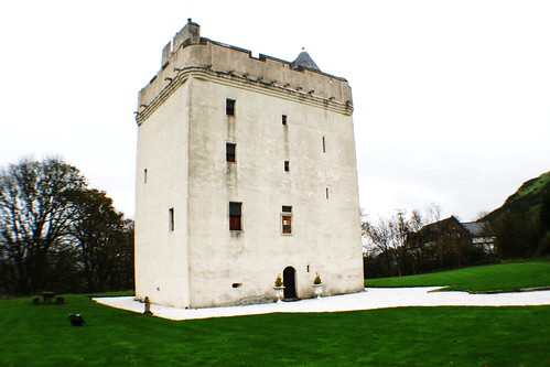 Law Castle, West Kilbride