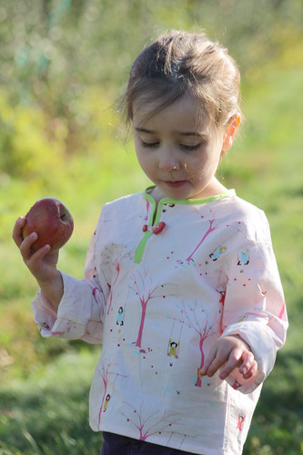 Apple picking shirt