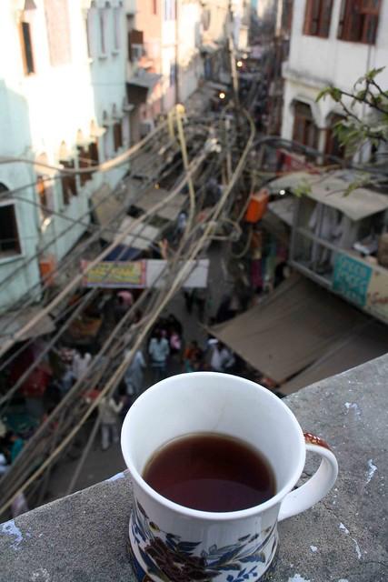 Tea & Suicide
