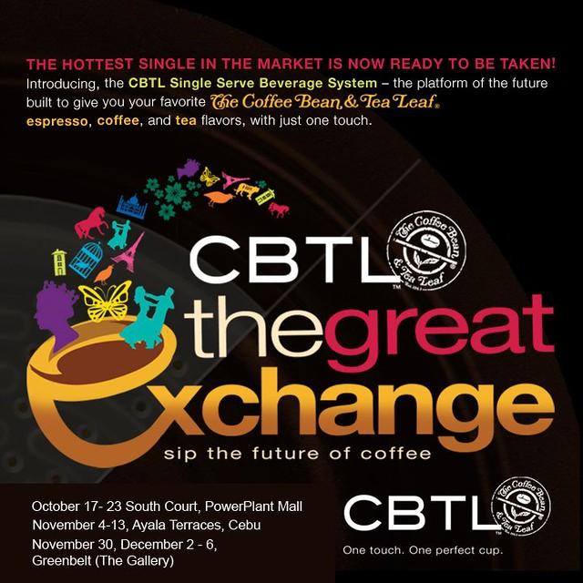CBTL poster