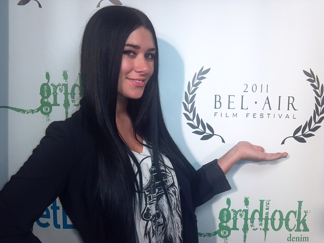Amanda Soltis, @BelAirFilmFest , Distribution Panel