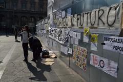 indignati29 (redazionearticolo10) Tags: milano piazza duomo proteste piazzaduomo indignati 15ottobre2011
