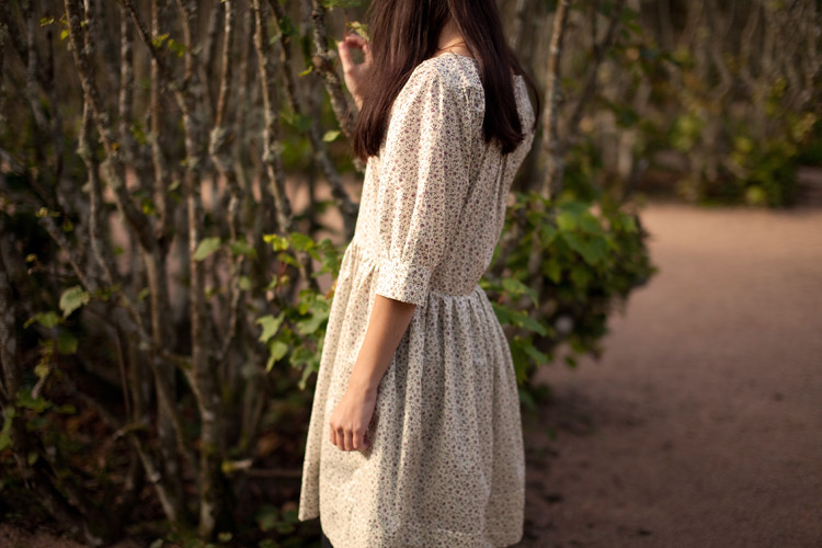 Mirabelle dress A/W 11