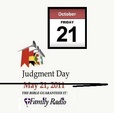 Judgment Day. For Sure this Time. Probably. Could Be.