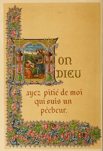 015-Versiculo biblico-Les évangiles des dimanches et fêtes de l'année –Vol 2- 1864- Leon Curmer