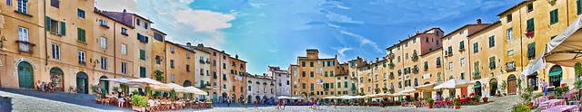Lucca, Piazza dellAnfiteatro
