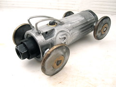 DIEgrinder upcycled die grinder