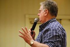 Mark Hendricks at ISS Master Mind Conference O...