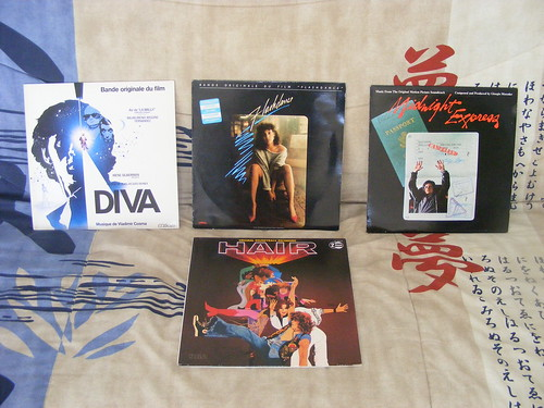 Vinyls de bande originale