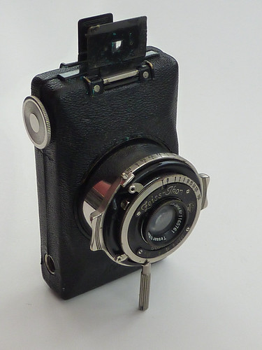 Zeiss Ikon Kolibri by pho-Tony