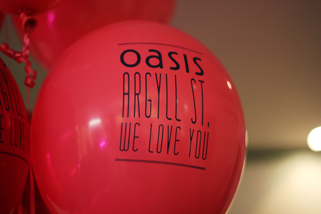 oasis balloon