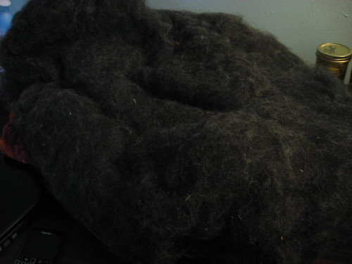 black fleece 1 lb