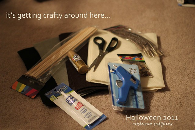 Halloween 11 costume supplies