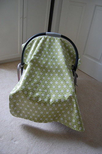 Carseat Blanket
