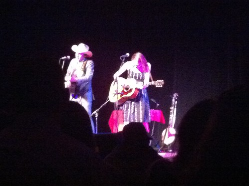 Gillian Welch (10/18/11)