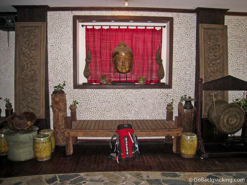 InterCity Hotel in Vientiane, Laos