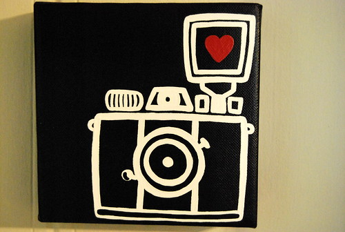 Love of a camera
