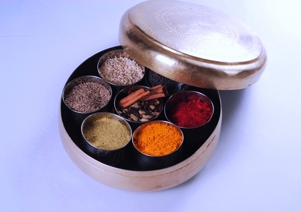 Spice Box or Masala Box