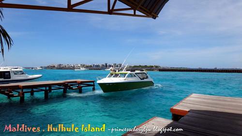 Maldives Hulhule Island airport 01