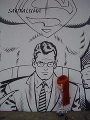 Vamos, vamos dar uma voadinha Super Man!!