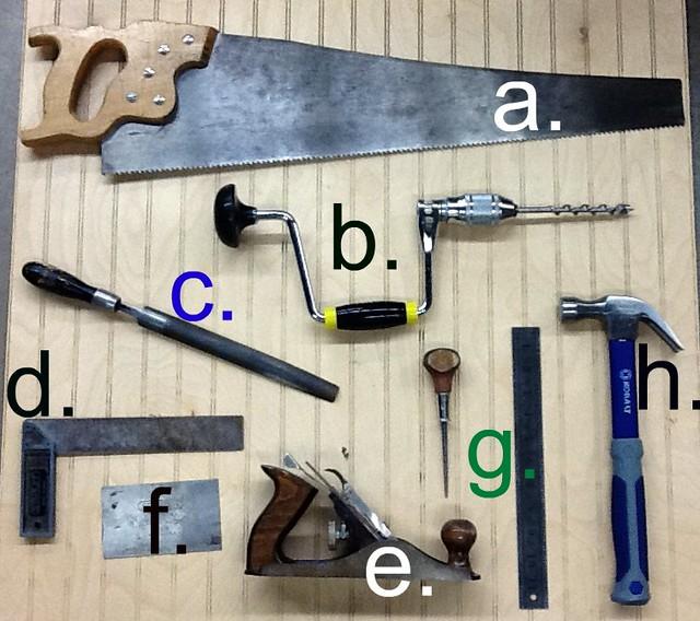 Tools Check