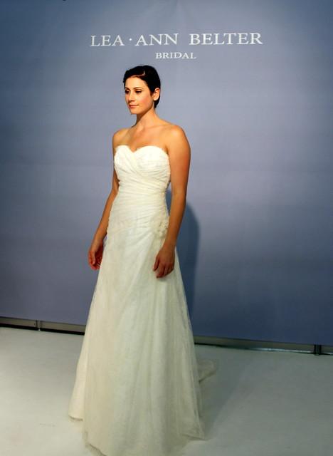 Lea-Ann Belter Bridal Spring 2012 - Celeste