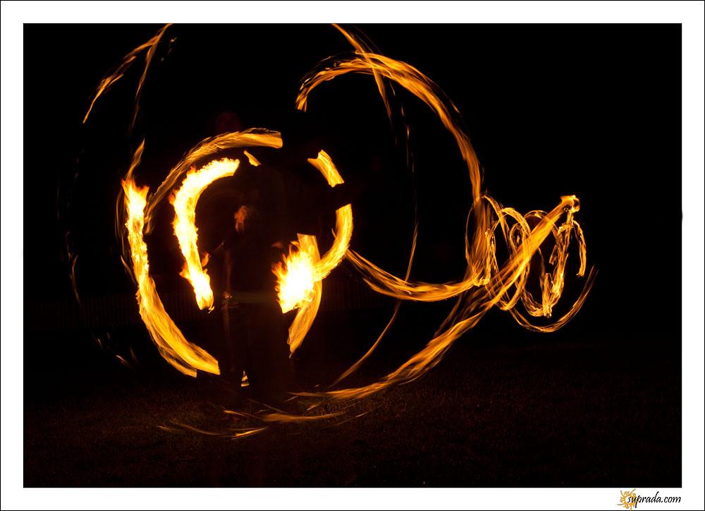 Fire Dancers - 7