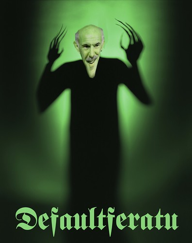 DEFAULTFERATU by Colonel Flick