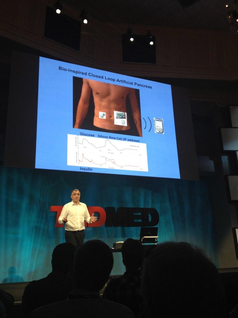 Chris Toumazou at TEDMED2011