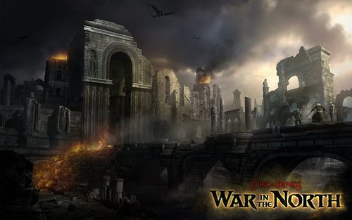 Lord of the Rings: War in the North Crashes, Freezes, Stuttering