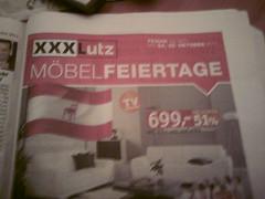 XXXLutz krone (emareMEB2010) Tags: krone xxxlutz