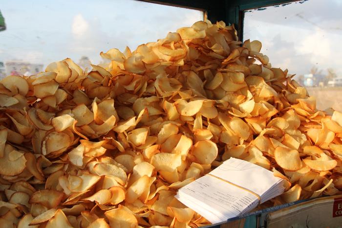 Cassava Chips - Sri Lanka
