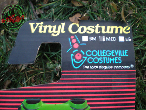 "Collegeville Costumes :: TEENAGE MUTANT NINJA TURTLES { OPPOSITION FORCES! } : ""ROCKSTEADY"" Medium Children's Costume with Mask vi (( 1990 ))"