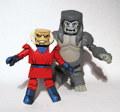 "Red Ghost and Super Ape Custom Minimates • <a style=""font-size:0.8em;"" href=""http://www.flickr.com/photos/7878415@N07/6298804288/"" target=""_blank"">View on Flickr</a>"