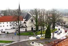 IMG_4160 Aprilregen (Traud) Tags: trees bayern deutschland jahreszeiten bäume regen kloster laufen linde akademie salzach naturschutzakademie