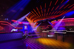 Interior Night Club | LED Technology | Casino Night Club Design | Envy Nightlife, by I-5 Design and Manufacture