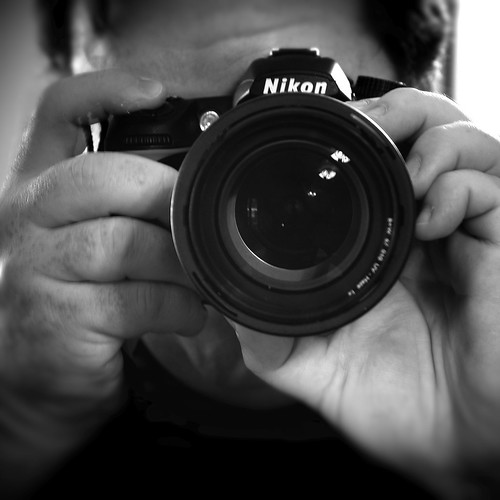 Nikon D7000 Self Portrait