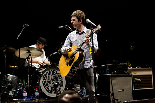 Noel Gallagher's High Flying Birds @ Roundhouse © Something For Kate