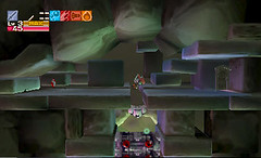 Cave Story 3D - Plantation 16