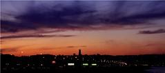 alger  by night (yazid3d) Tags: africa sunset canon algeria 1022 alger 50d